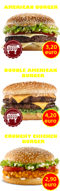 BC BURGER - American Burgers